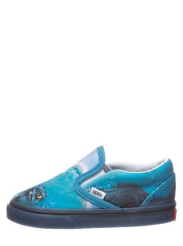 "Vans Instappers ""Classic Slip-On"" blauw"