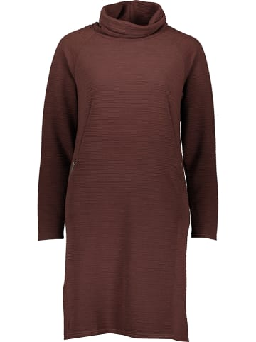 FREEQUENT Kleid in Braun