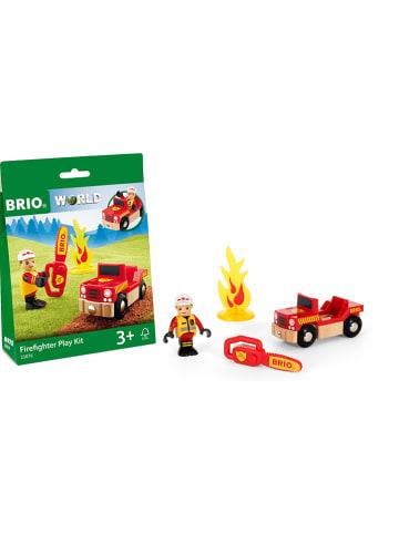 """Brio 4-delige speelset """"Brandweer"""" - vanaf 3 jaar"""