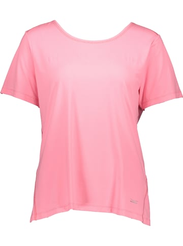 """CURVY FIT BY VENICE BEACH Trainingsshirt """"Palina"""" in Rosa"""