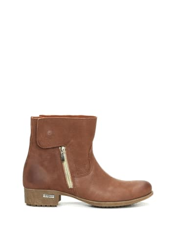 Zapato Leren boots bruin
