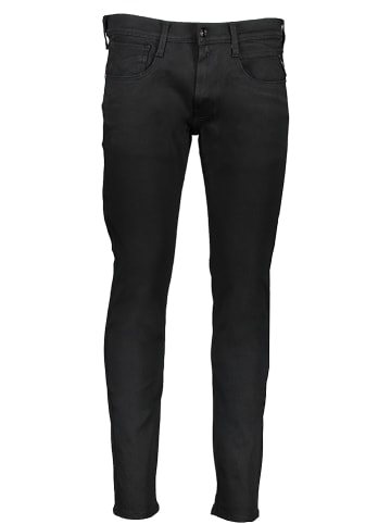 """Replay Jeans """"Anbass"""" - Slim fit - in Schwarz"""