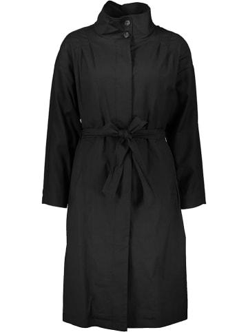 PART TWO Płaszcz w kolorze czarnym