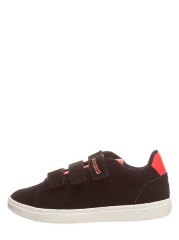 """Le Coq Sportif Sneakersy """"Courtstar"""" w kolorze czarnym"""