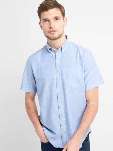 GAP Koszula w kolorze błękitnym
