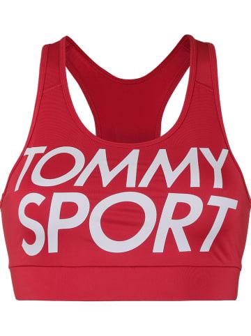 Tommy Sport Sportbeha rood - medium support
