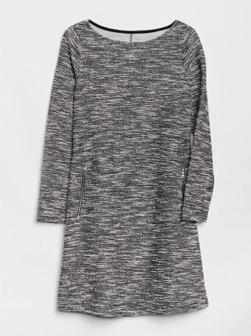GAP Sukienka w kolorze czarno-białym