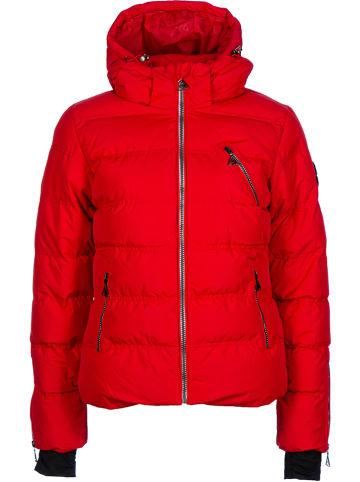 Peak Mountain Winterjacke in Rot