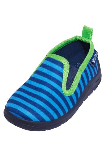 Playshoes Hausschuhe in Blau