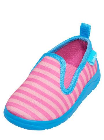 Playshoes Pantoffels lichtroze