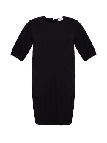 STEFANEL STEFANEL Knielange Kleider (Midi)  in schwarz