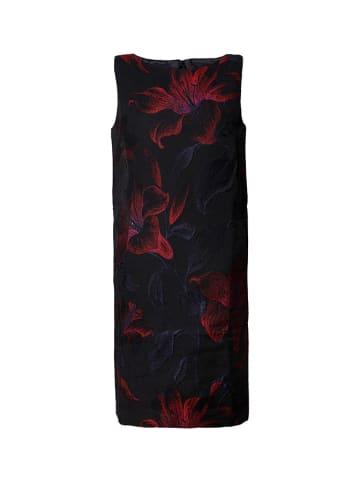 STEFANEL STEFANEL Knielange Kleider (Midi)  in schwarz_rot