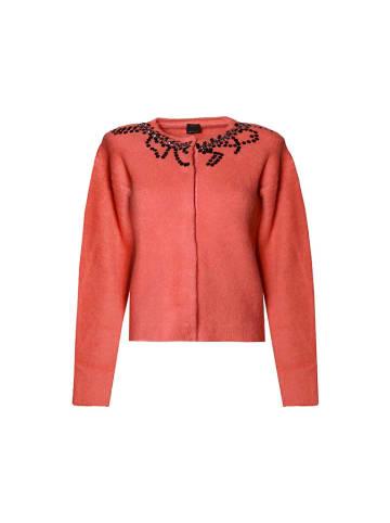 Pinko Sweter w kolorze jasnoczerwonym