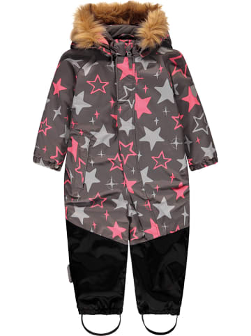 """Ticket to Heaven Schneeoverall """"Luca"""" in Anthrazit/ Rosa"""
