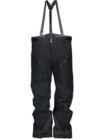 """Haglöfs Spodnie narciarskie """"Chute"""" w kolorze czarnym"""