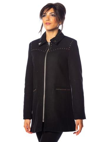 "100% Coats Tussenmantel ""Lorie"" zwart"
