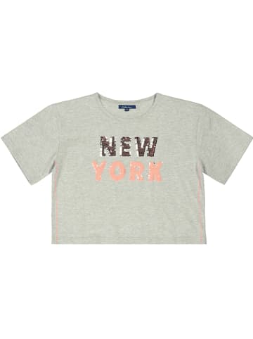 ATTENTION Shirt in Grau