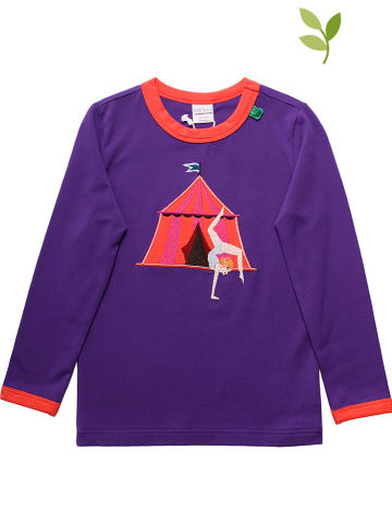 Fred´s World by GREEN COTTON Longsleeve paars
