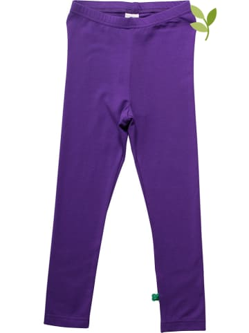 Fred´s World by GREEN COTTON Legging paars