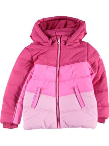 ESPRIT Kurtka zimowa w kolorze różowym