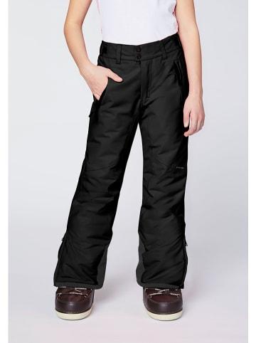 """Chiemsee Spodnie narciarskie """"Kizzy"""" w kolorze czarnym"""