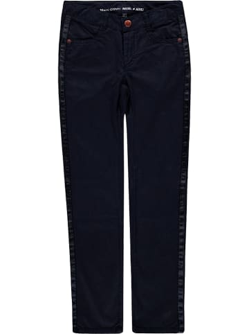 Marc O'Polo Junior Broek donkerblauw