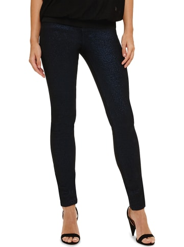 "Phase Eight Jeans ""Elissa Glitter"" in Dunkelblau/ Schwarz"