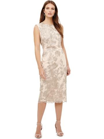 """Phase Eight Sukienka """"Rhea"""" w kolorze beżowym"""