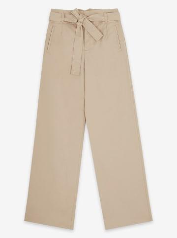 """Comptoir des Cotonniers Spodnie """"Dabrico"""" w kolorze beżowym"""