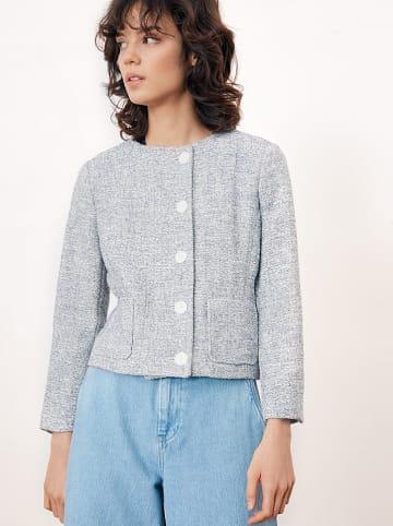 "Comptoir des Cotonniers Vest ""Faiza"" grijs"