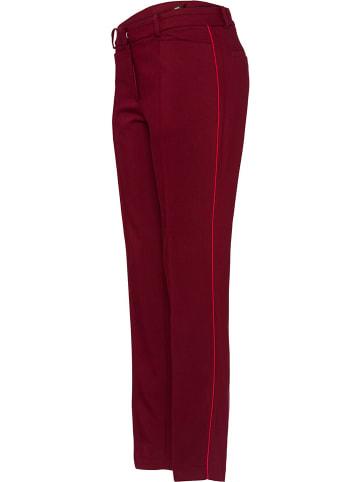 More & More Spodnie w kolorze bordowym
