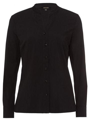 More & More Bluzka w kolorze czarnym