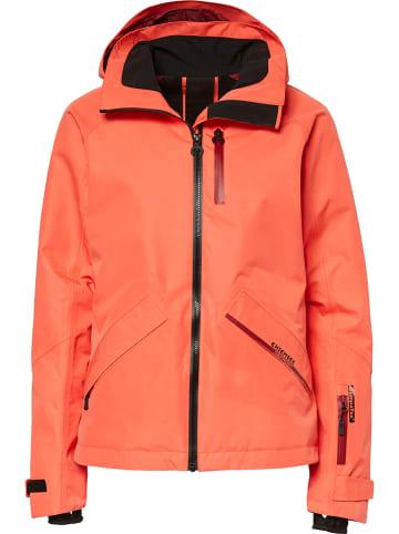 """Chiemsee Kurtka narciarska """"Aspen"""" w kolorze pomarańczowym"""
