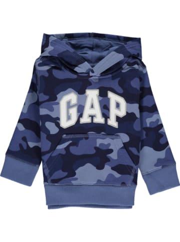 GAP Sweatshirt blauw