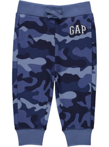 GAP Sweatbroek blauw