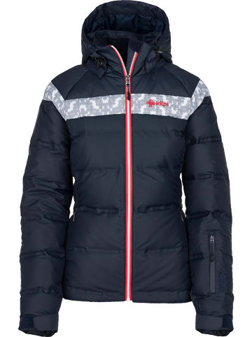 """Kilpi Daunen-Ski-/ Snowboardjacke """"Synthia"""" in Dunkelblau"""