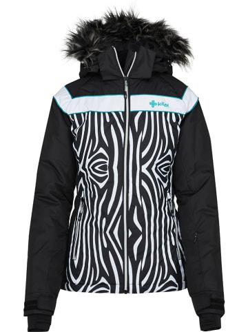 "Kilpi Ski-/ Snowboardjacke ""Babu"" in Schwarz"