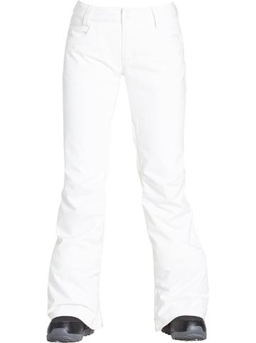 """Billabong Spodnie narciarskie """"Terry"""" w kolorze białym"""