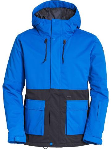 "Billabong Ski-/ Snowboardjacke ""Fifty"" in Blau"