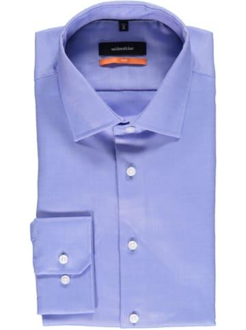 Seidensticker Koszula - Slim fit - w kolorze błękitnym