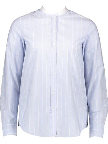Seidensticker Bluse - Regular fit - in Hellblau