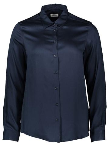 Seidensticker Bluzka - Regular fit - w kolorze granatowym