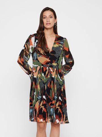 """Y.A.S Sukienka """"Malin"""" ze wzorem"""
