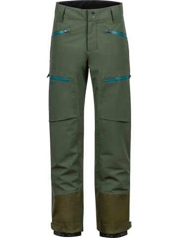 "Marmot Ski-/snowboardbroek ""Freerider"" groen"
