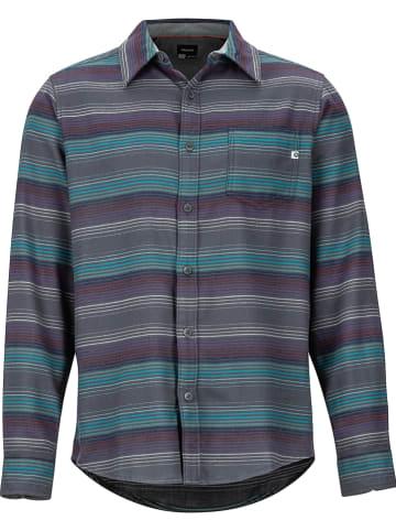 """Marmot Functionele blouse """"Fairfax Midweight Flannel"""" grijs/meerkleurig"""