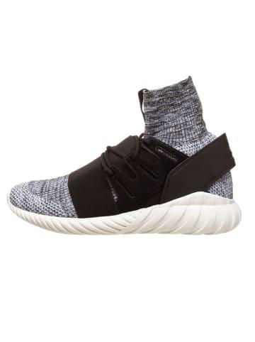 """Adidas Sneakersy """"Tubular Doom"""" w kolorze szarym"""