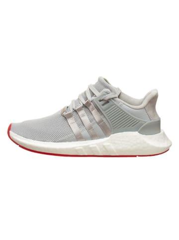 "Adidas Sneakersy  ""Buty EQT Support 93/17"" w kolorze szarym"