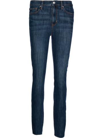 GAP Dżinsy - Skinny fit - w kolorze granatowym