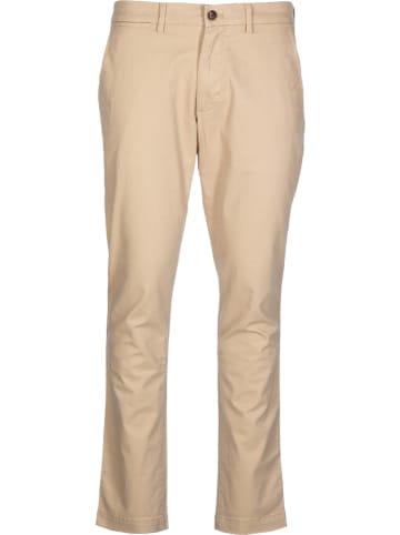 GAP Spodnie chino w kolorze beżowym