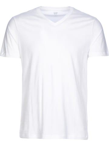 GAP Shirt in Weiß